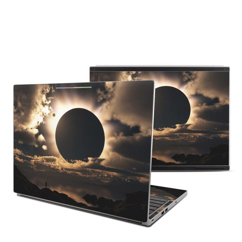 Moon Shadow Chromebook Pixel Skin