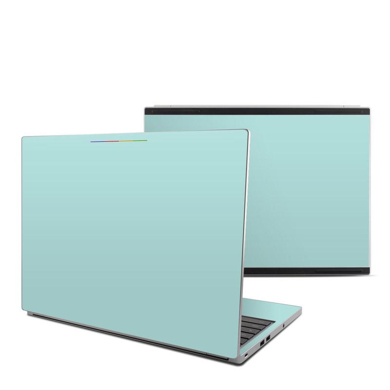 Solid State Mint Chromebook Pixel Skin
