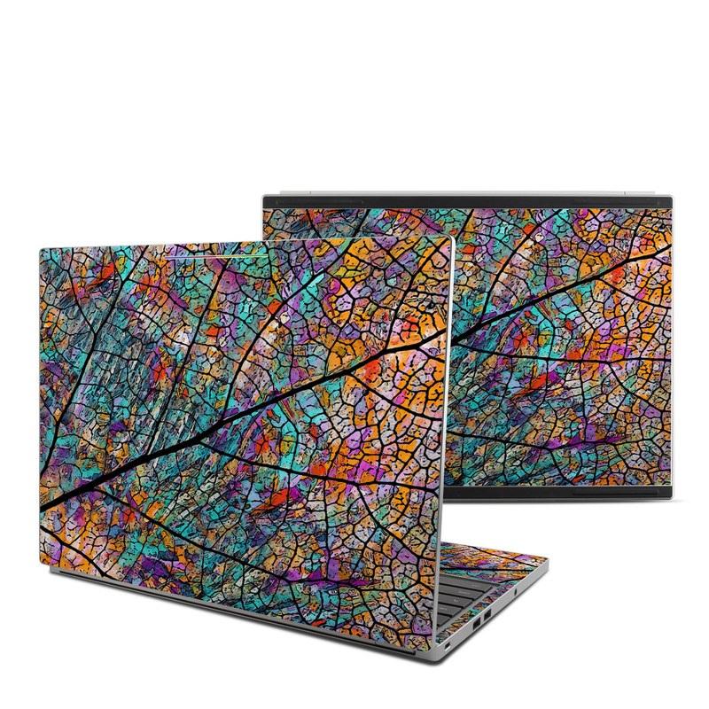 Stained Aspen Chromebook Pixel Skin