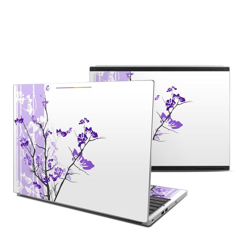 Violet Tranquility Chromebook Pixel Skin