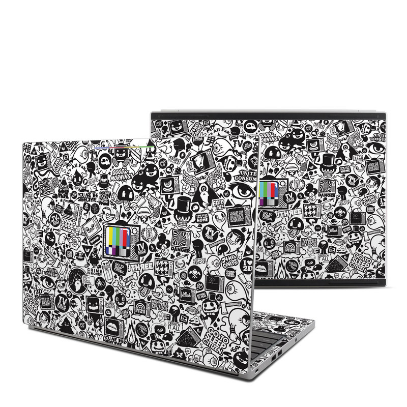 TV Kills Everything Chromebook Pixel Skin