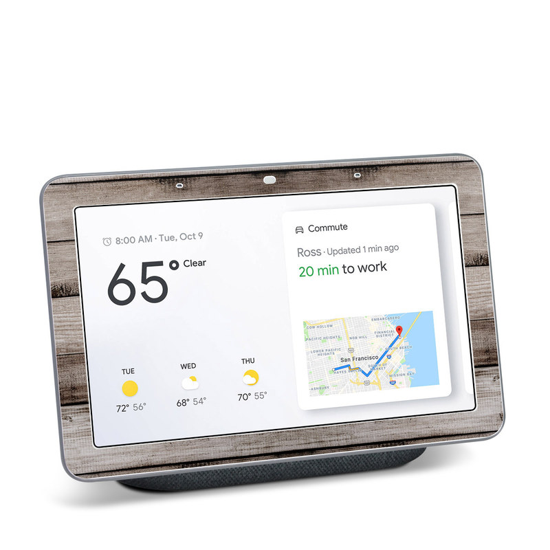 Google Home Hub Skin design of Wood, Plank, Wood stain, Hardwood, Line, Pattern, Floor, Lumber, Wood flooring, Plywood with brown, black colors