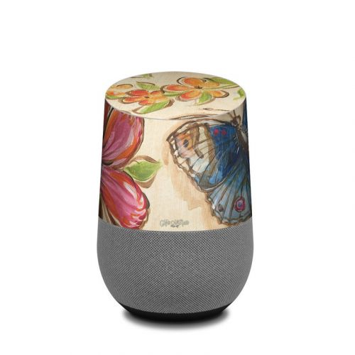 Garden Scroll Google Home Skin