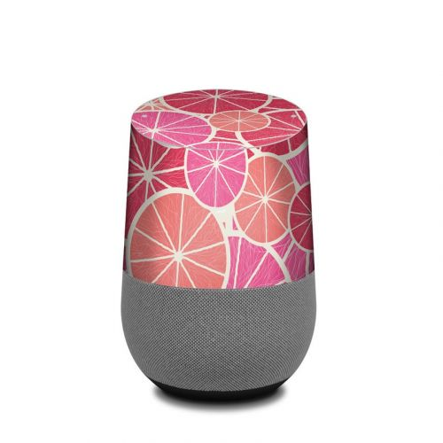 Grapefruit Google Home Skin