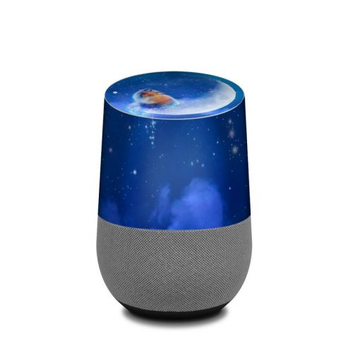Moon Fox Google Home Skin