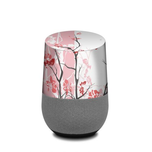 Pink Tranquility Google Home Skin
