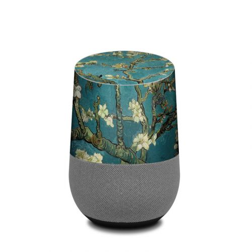 Blossoming Almond Tree Google Home Skin
