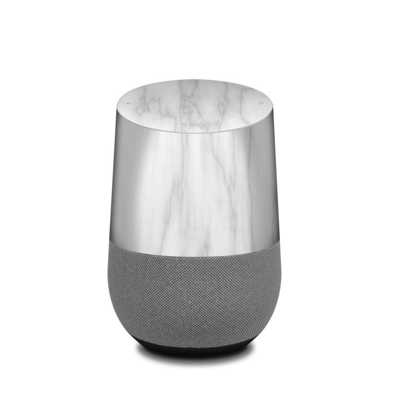 Bianco Marble Google Home Skin