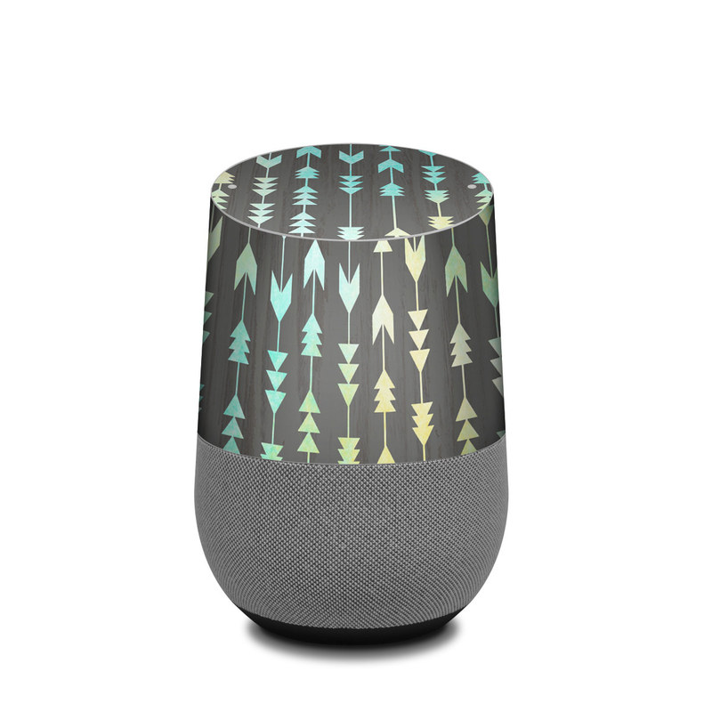 Escalate Google Home Skin