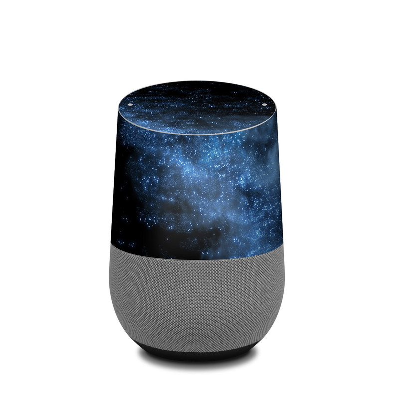 Milky Way Google Home Skin