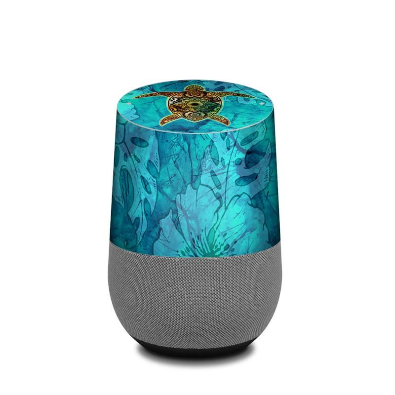 Sacred Honu Google Home Skin