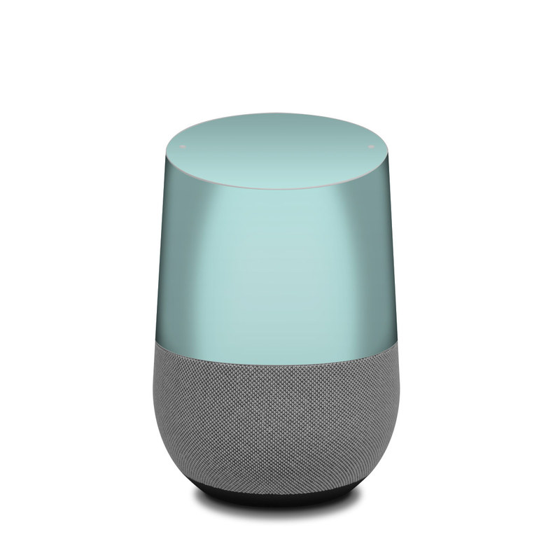 Solid State Mint Google Home Skin