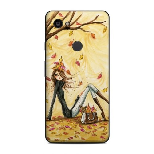 Autumn Leaves Google Pixel 2 XL Skin