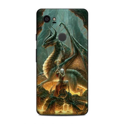 Dragon Mage Google Pixel 2 XL Skin