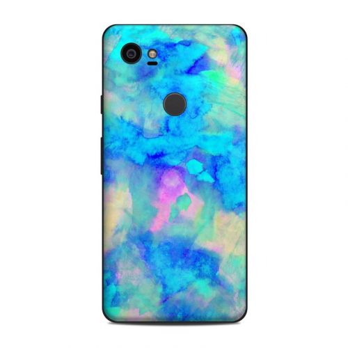 Electrify Ice Blue Google Pixel 2 XL Skin