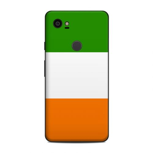 Irish Flag Google Pixel 2 XL Skin