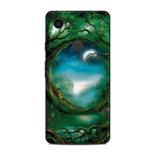Moon Tree Google Pixel 2 XL Skin