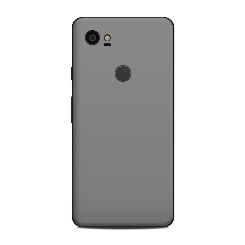 Solid State Grey Google Pixel 2 Xl Skin | Istyles Solid State Grey Google Pixel 2 XL Skin | iStyles Gray Things gray color google