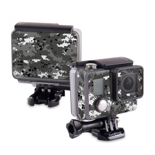 Digital Urban Camo GoPro Hero Skin