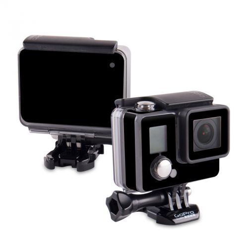 Solid State Black GoPro Hero Skin
