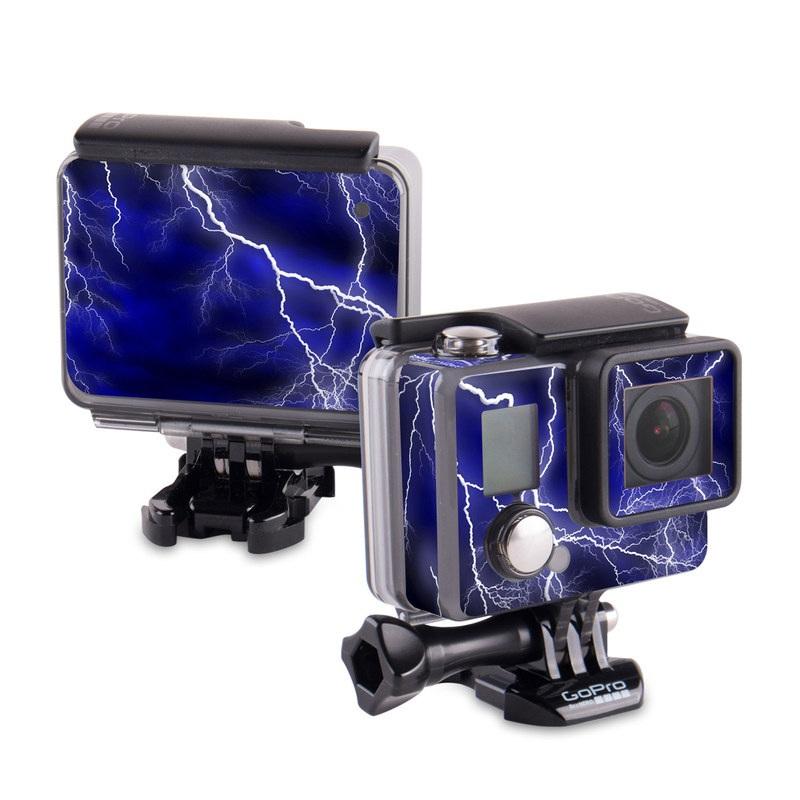 Apocalypse Blue GoPro Hero Skin
