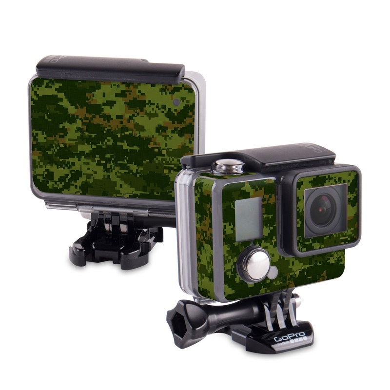 CAD Camo GoPro Hero Skin