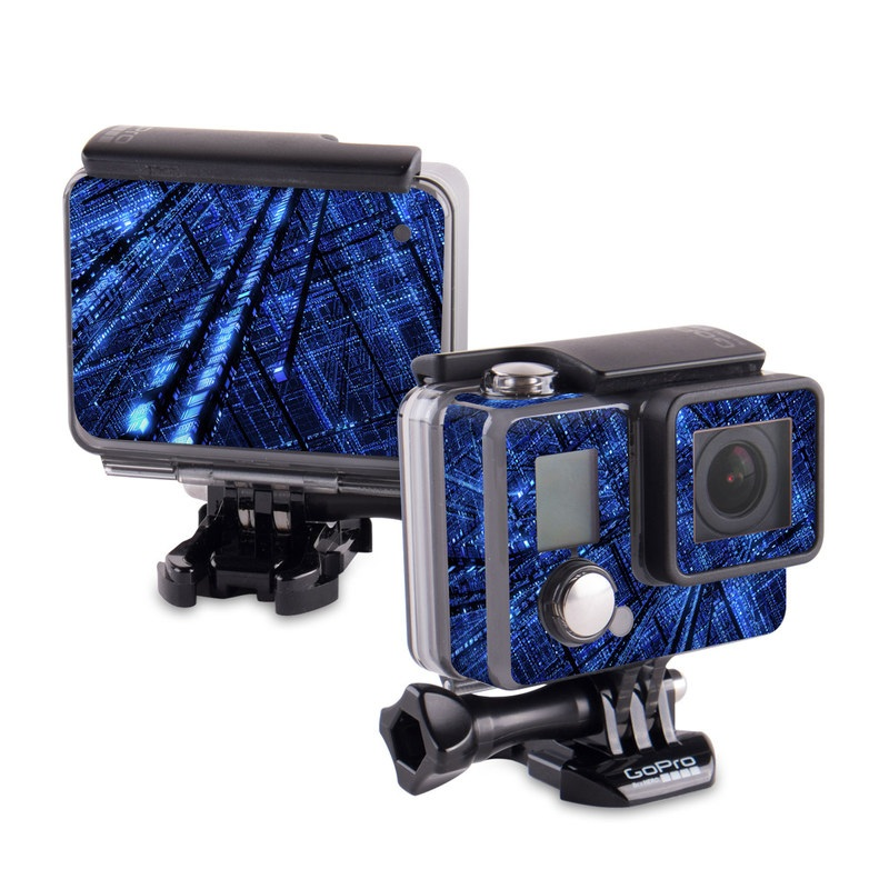 Grid GoPro Hero Skin