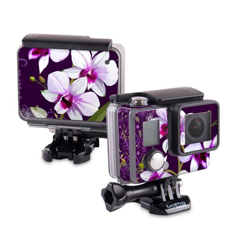 Violet Worlds GoPro Hero Skin