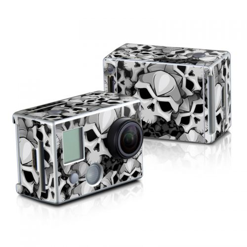 Bones GoPro HD Hero 2 Skin