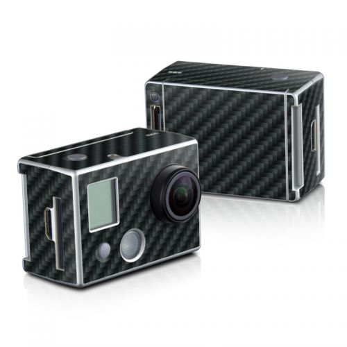 Carbon Fiber GoPro HD Hero 2 Skin