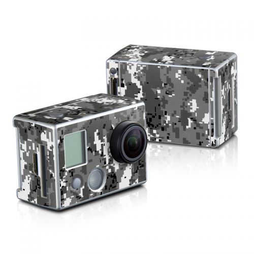 Digital Urban Camo GoPro HD Hero 2 Skin