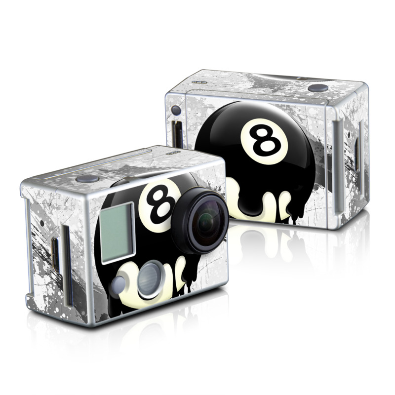 8Ball GoPro HD Hero 2 Skin