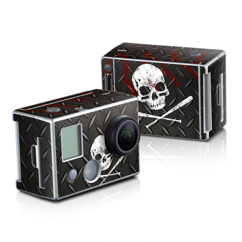 BP Bomb GoPro HD Hero 2 Skin