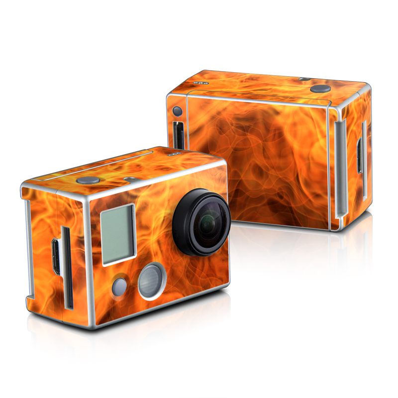 Combustion GoPro HD Hero 2 Skin