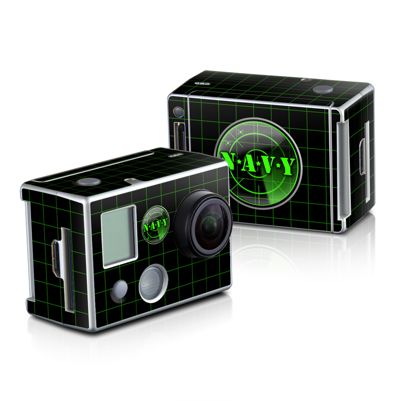 Radar GoPro HD Hero 2 Skin