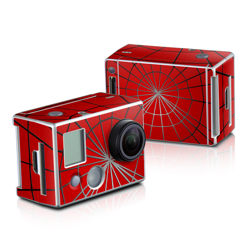 Webslinger GoPro HD Hero 2 Skin