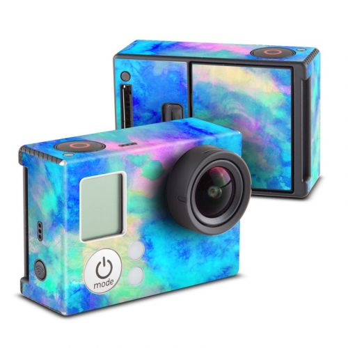 Electrify Ice Blue GoPro Hero3 Skin