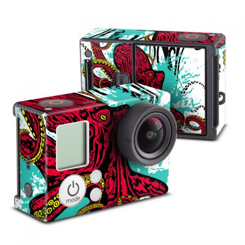 Octopus GoPro Hero3 Skin