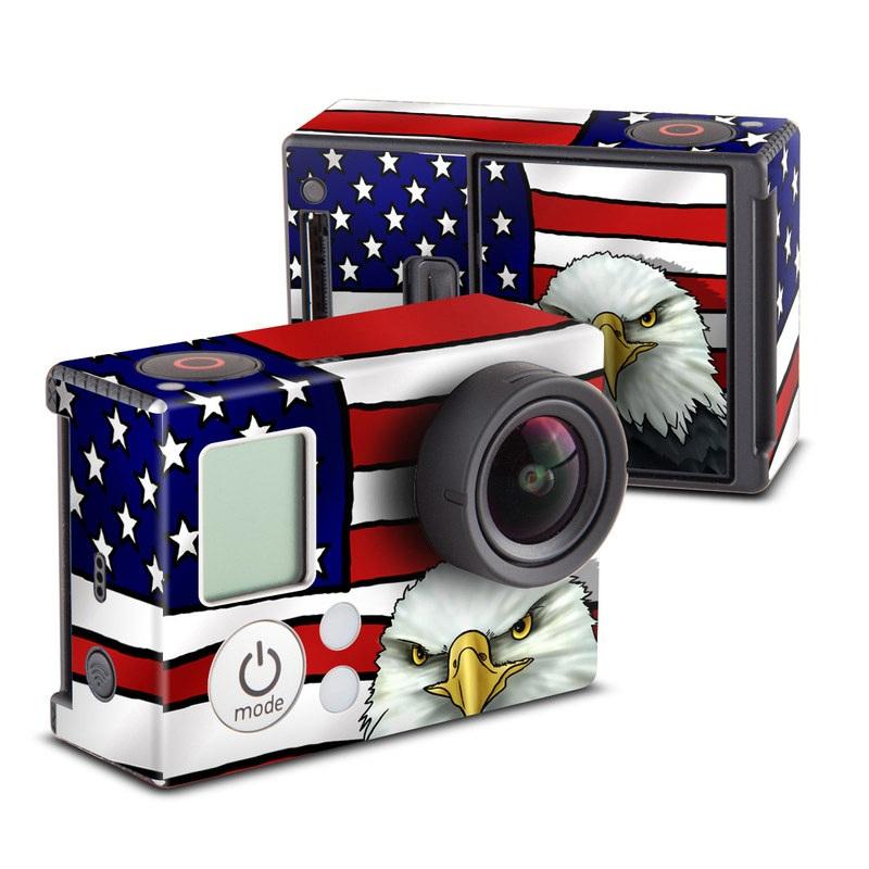 American Eagle GoPro Hero3 Skin