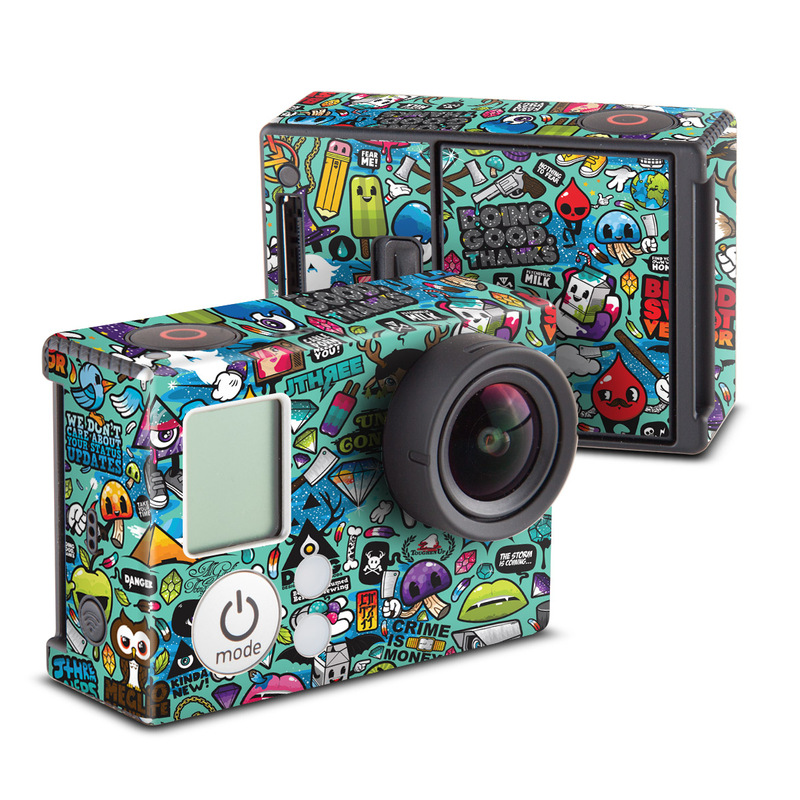 Jewel Thief GoPro Hero3 Skin