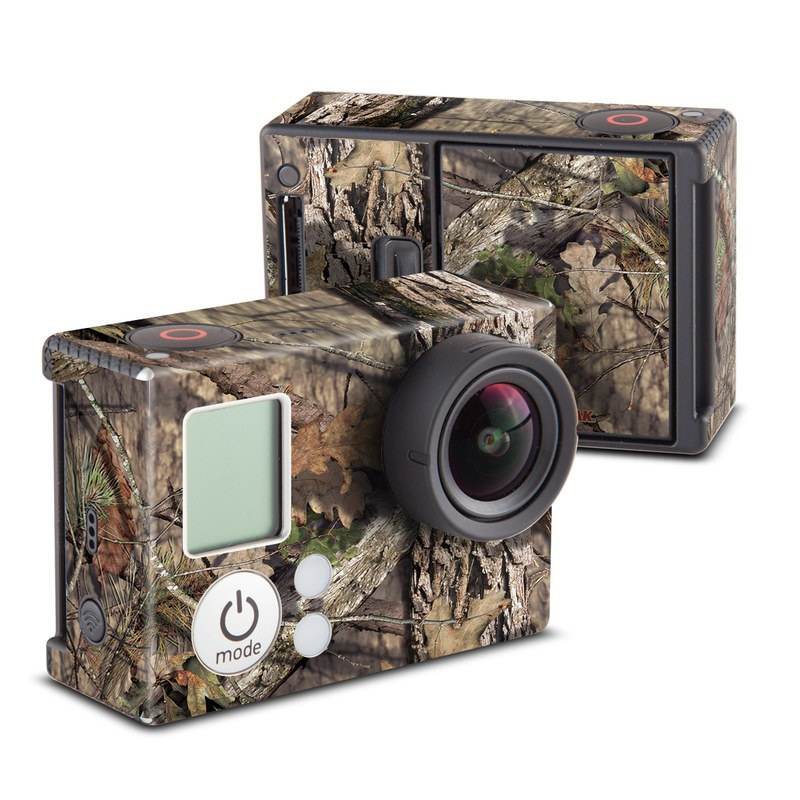 Break-Up Country GoPro Hero3 Skin
