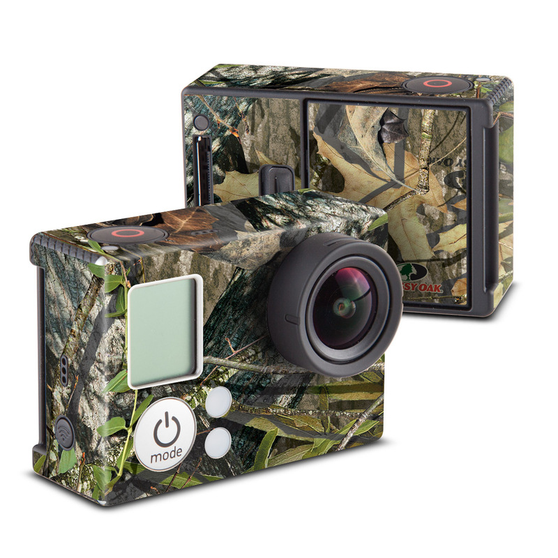 GoPro Hero3 Skin design of Camouflage, Military camouflage, Tree, Plant, Leaf, Design, Adaptation, Branch, Pattern, Trunk with black, green, gray, red colors
