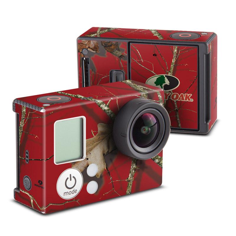 Break-Up Lifestyles Red Oak GoPro Hero3 Skin