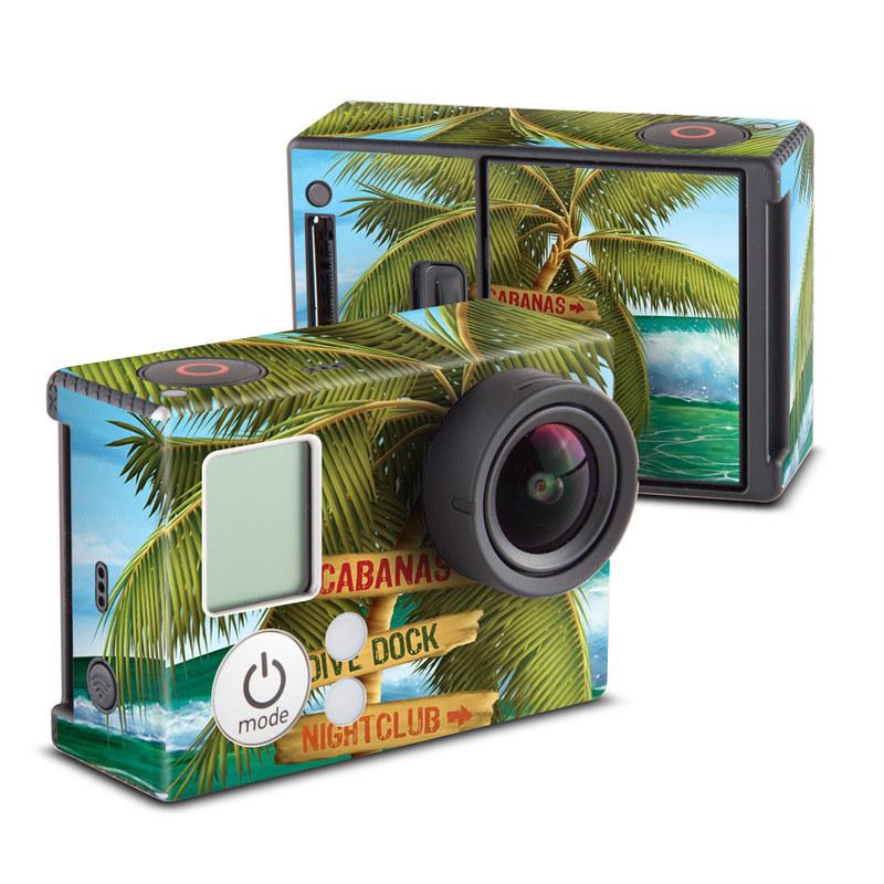 Palm Signs GoPro Hero3 Skin