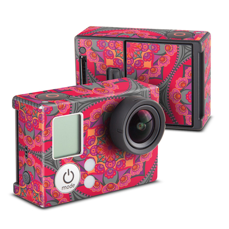 Ruby Salon GoPro Hero3 Skin