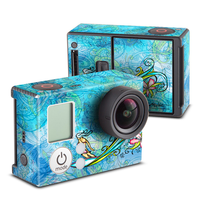 Soul Flow GoPro Hero3 Skin