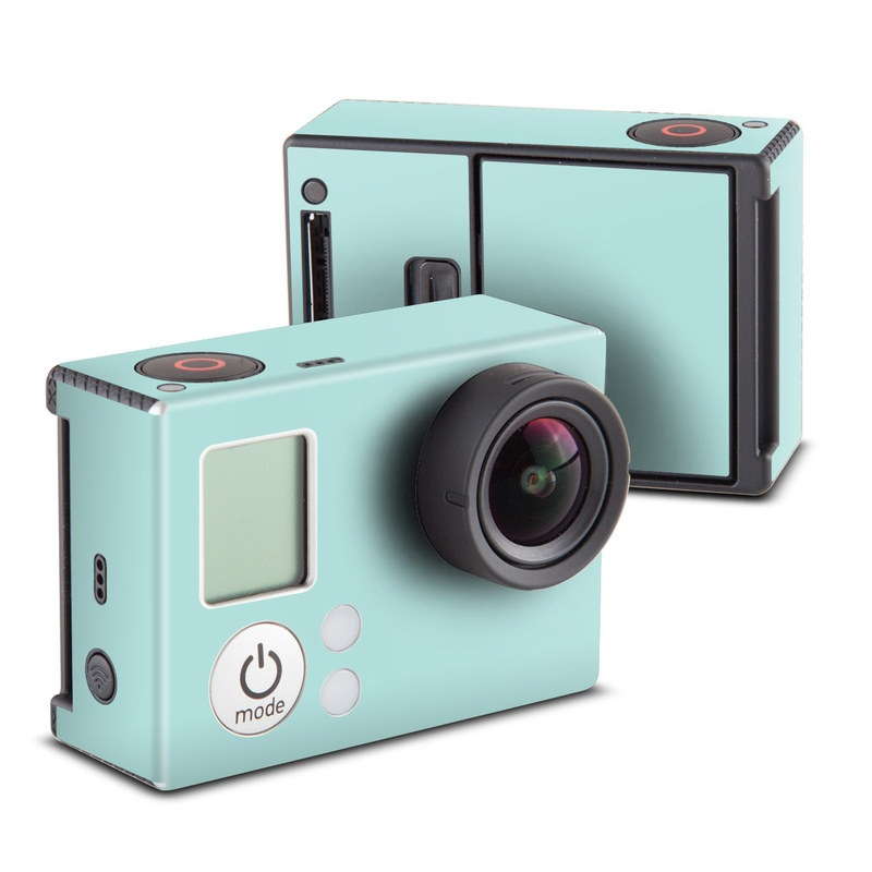Solid State Mint GoPro Hero3 Skin