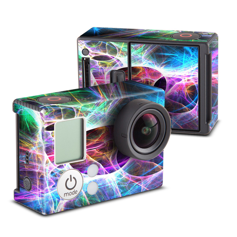 Static Discharge GoPro Hero3 Skin
