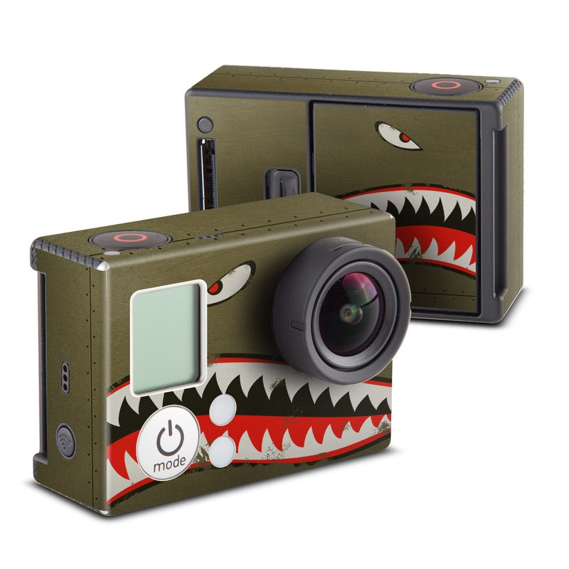 USAF Shark GoPro Hero3 Skin