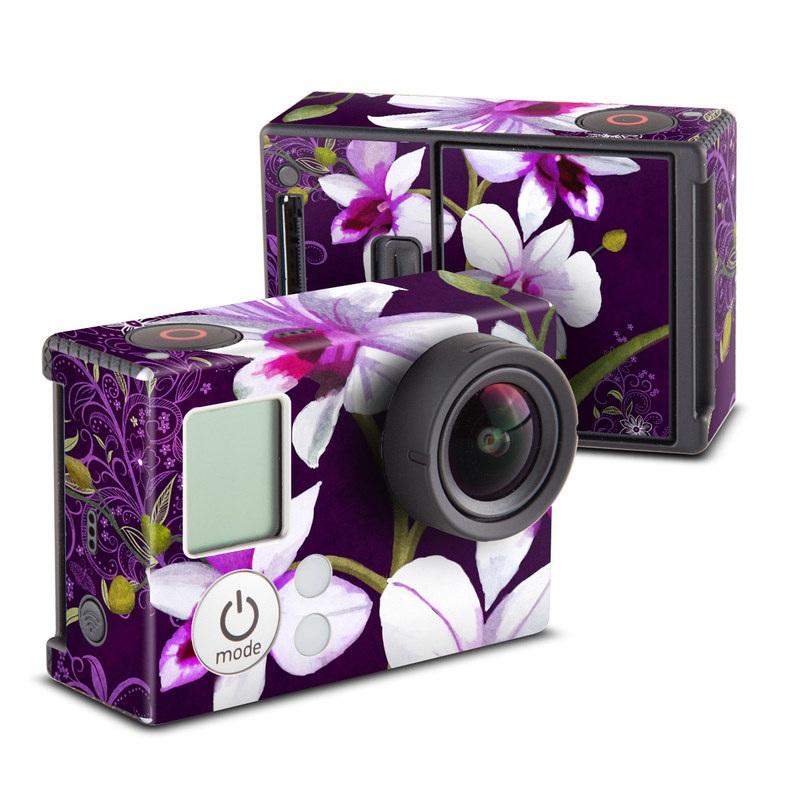 Violet Worlds GoPro Hero3 Skin